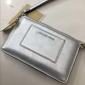 NWT MK wristlet wallet